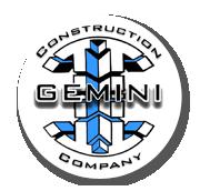 Gemini Construction Inc.